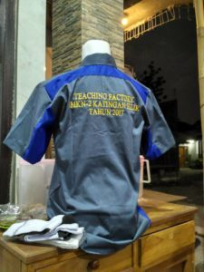 Wearpack Seragam Praktek